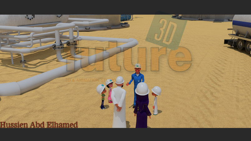 Test Render from Last Project for Petroleum Company