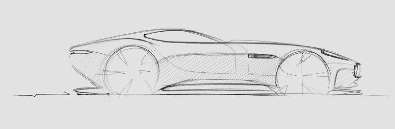 Jaguar E-Type Study