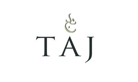 initial logo option for Taj Mall