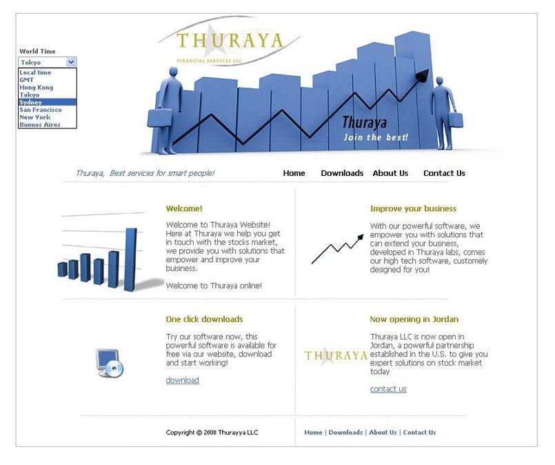 Thurayya Forex - Forex/Stock exchange