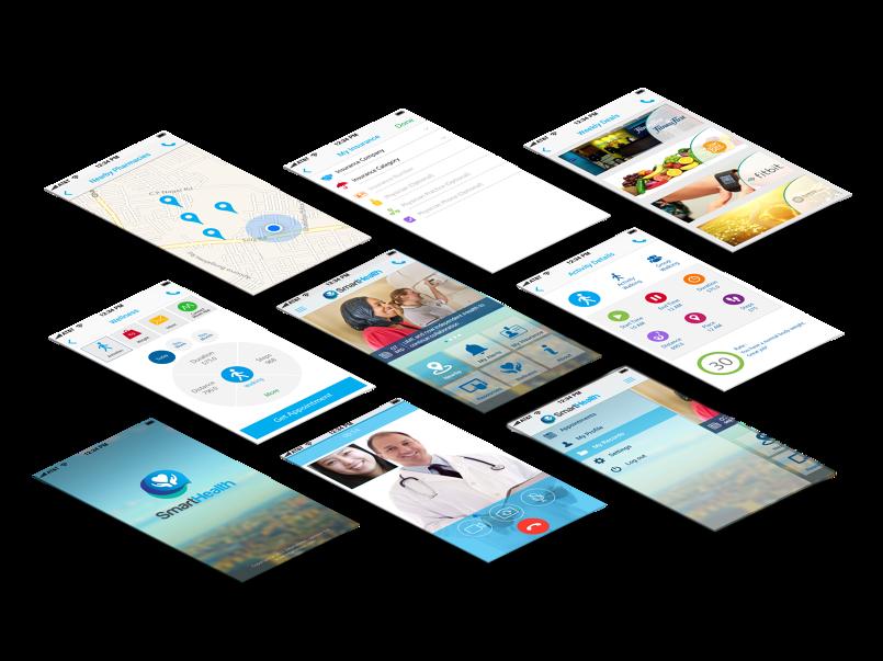 SmartHealth I UI/UX