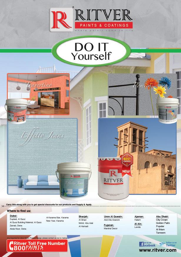 Ritver Do It Yourself ReadMe Magazine Ad Issue:99