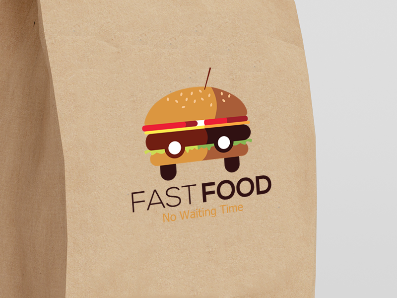 "Fast Food Branding ""car restaurant """