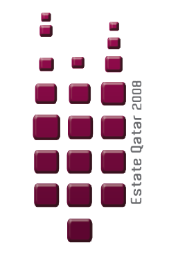Estate Qatar conference logo