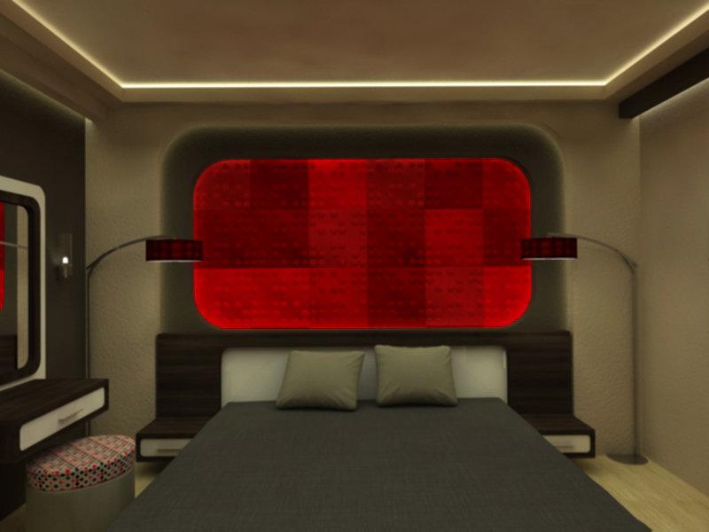 master bed room 2