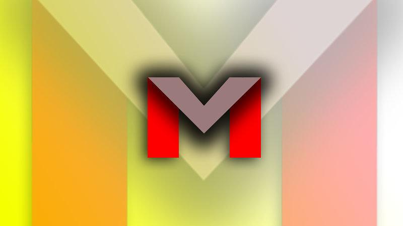 (M) logo