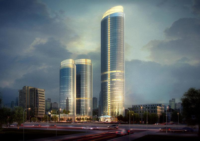 BSTC TOWERS,JEDDAH,SAUDI ARABIA