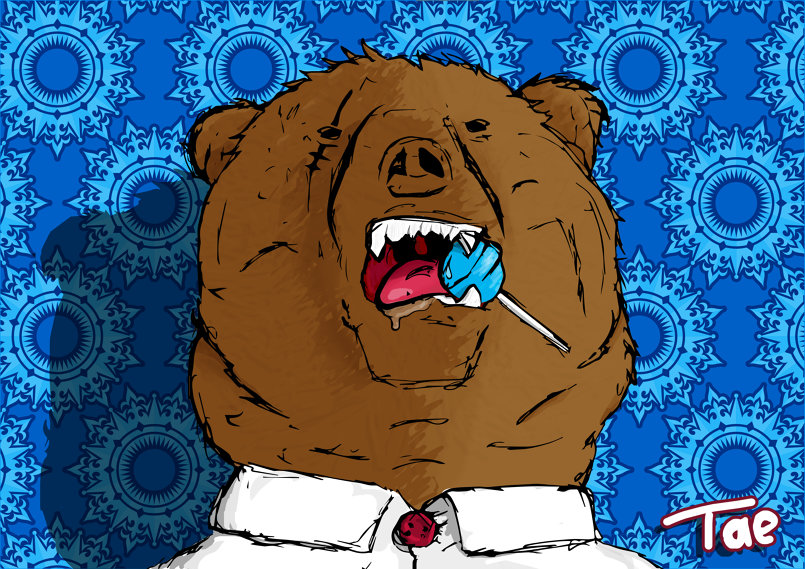 bear for president