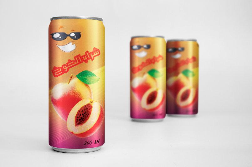 شراب الخوخ - إحدى المشروبات الموجهة للأطفال