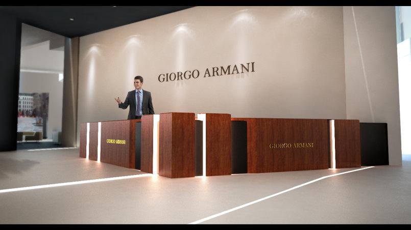 Armani project