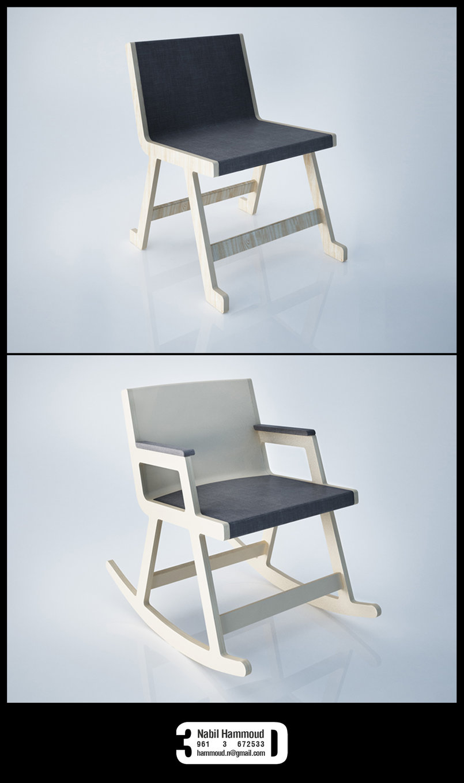 Presentation - 3D Set
