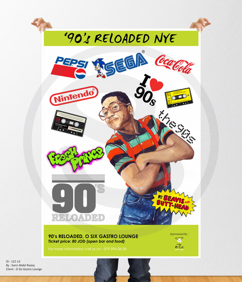 90's Reloaded Party (NYE)