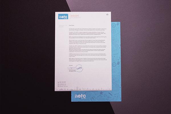 NETC™ / Rebrand