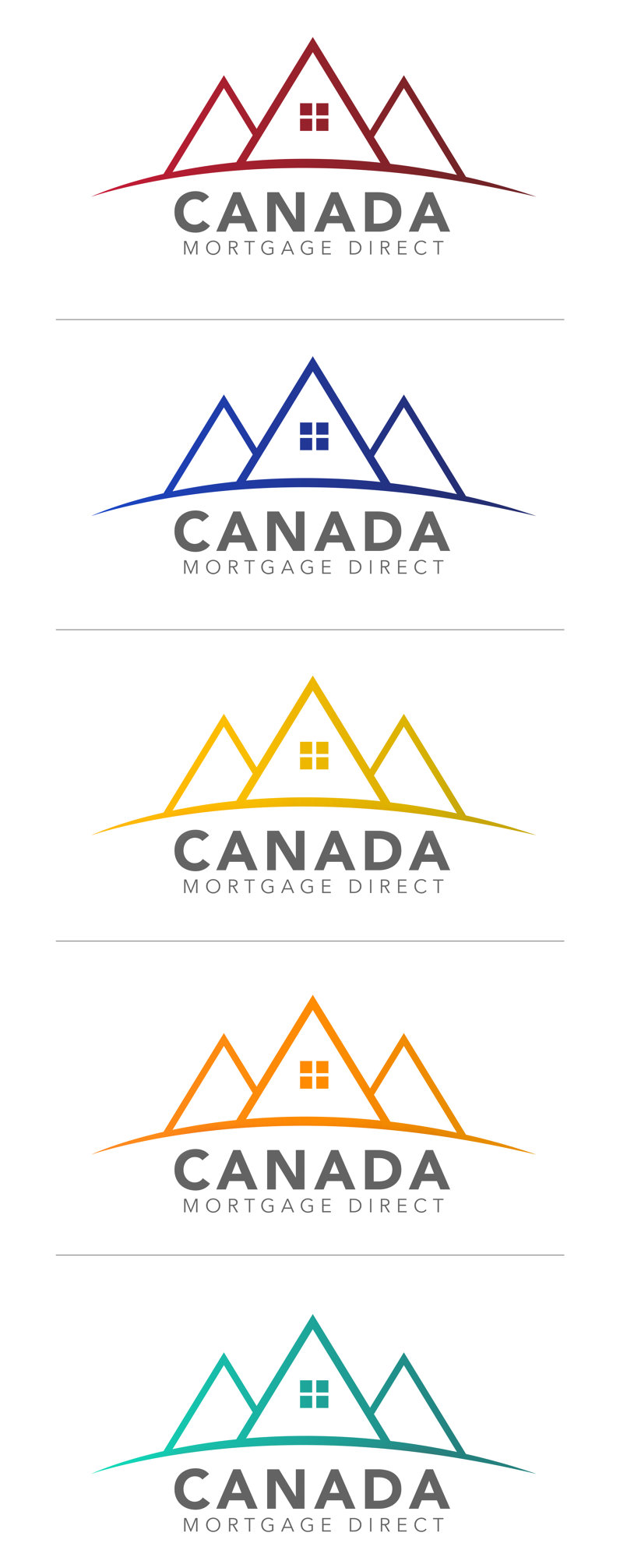 شعار Canada Mortgage Direct