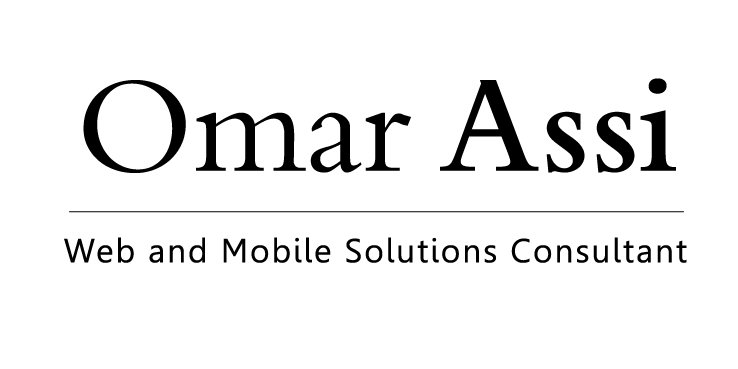 Omar Assi Web and Mobile Solutions Consultant