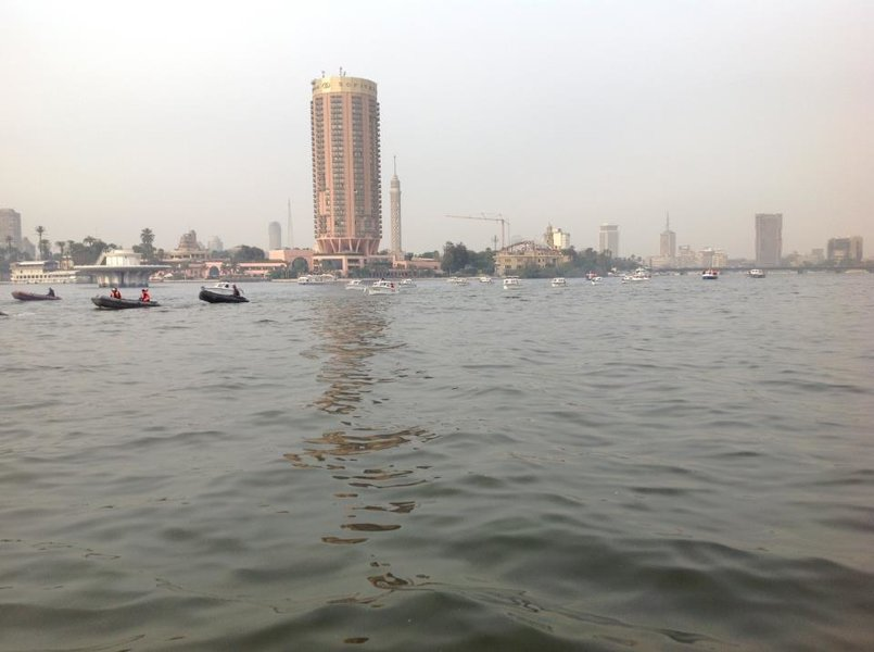 Cairo nile