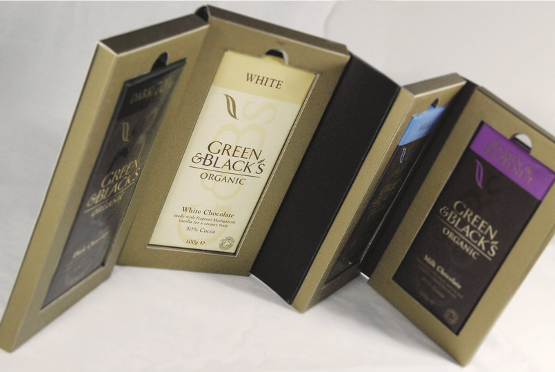 G&B's Chocolate Book