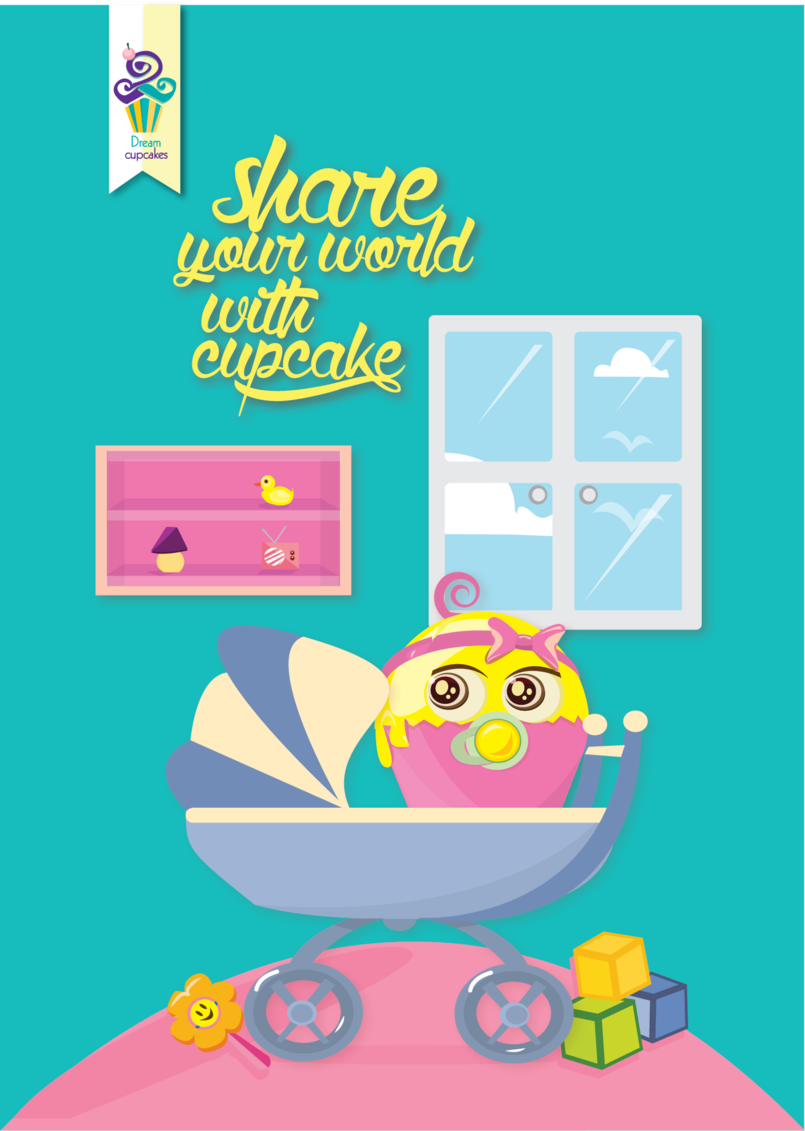 share your world with CupCake