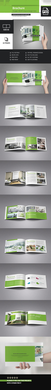 Clean & Modern A5 Catalogue