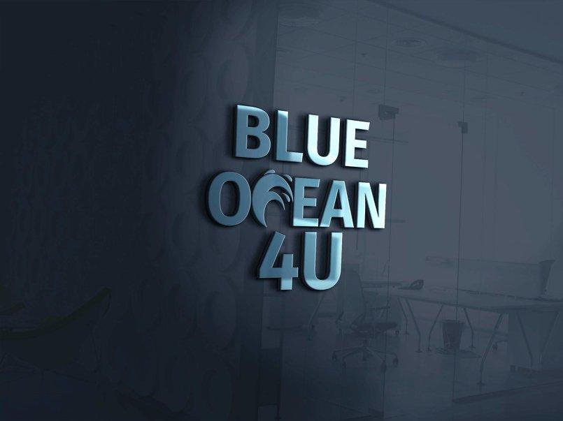 Blue ocean 4u logo