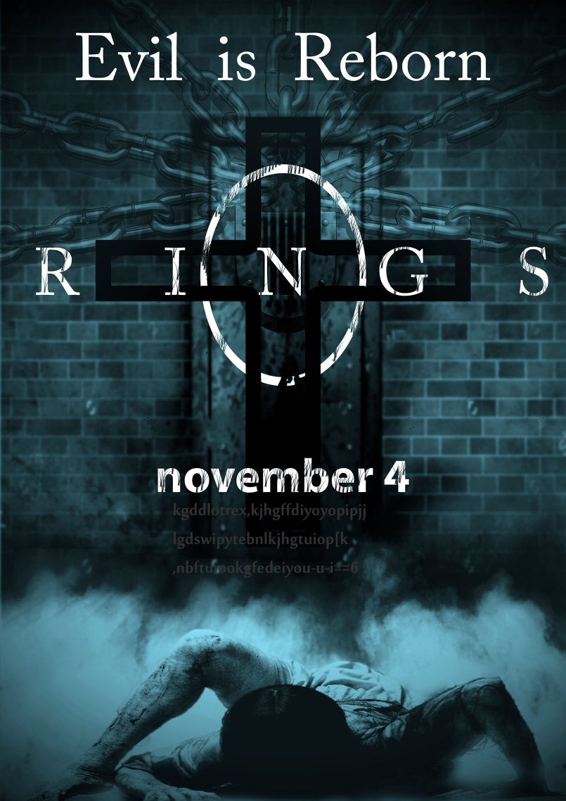 film poster of rings and occupants