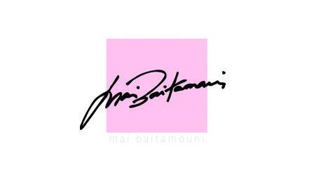 Jordanian fashion designer's label