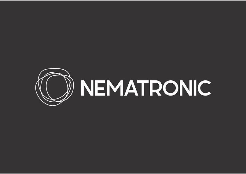 تصميم شعار NEMATRONIC
