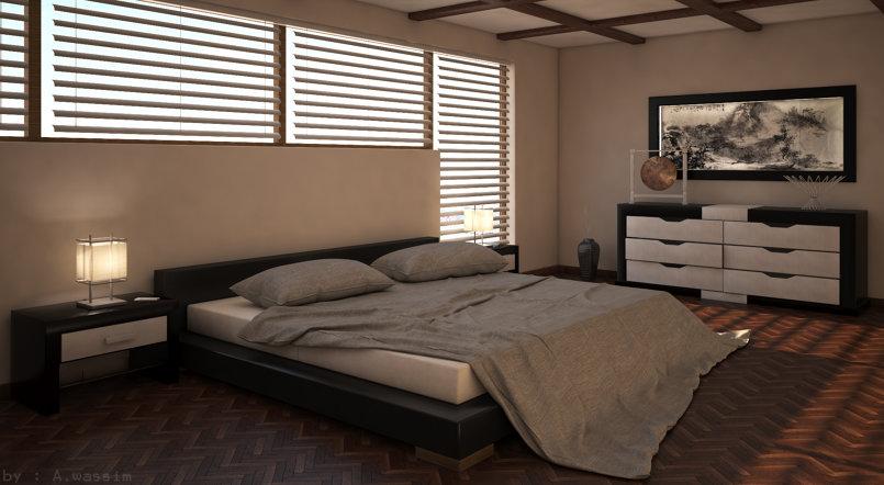 interior modern room