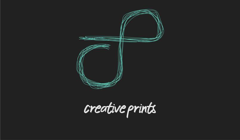 Creative prints logo