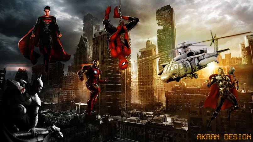 أبطال-Heroes