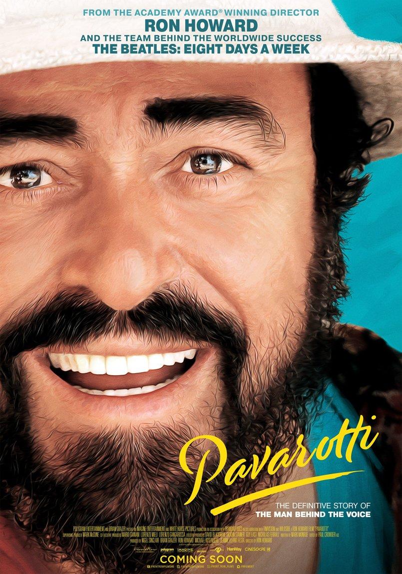 Pavarotti - poster