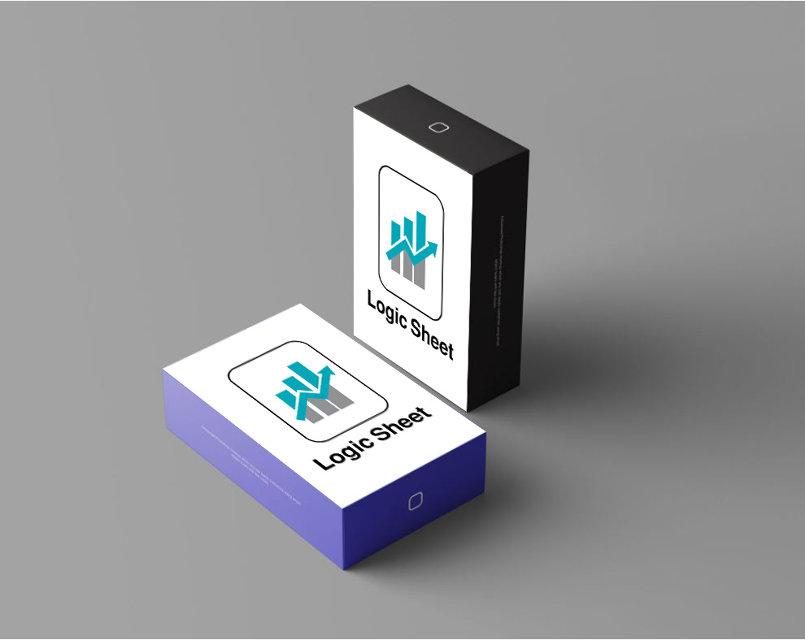 لوجيك شيت - تصميم لوجو وهوية تجارية