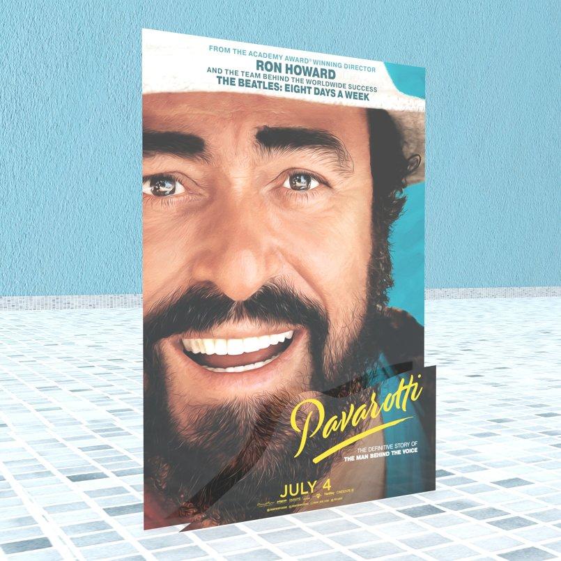 Pavarotti - Standee1