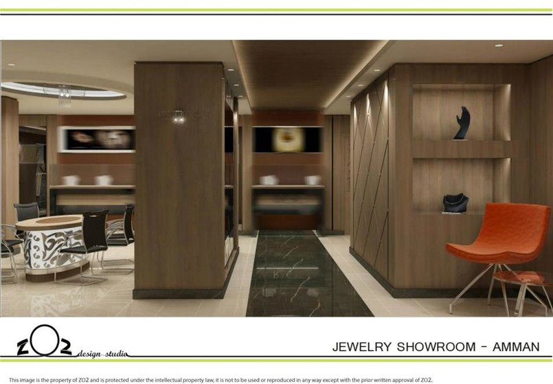 Jewelry Showroom