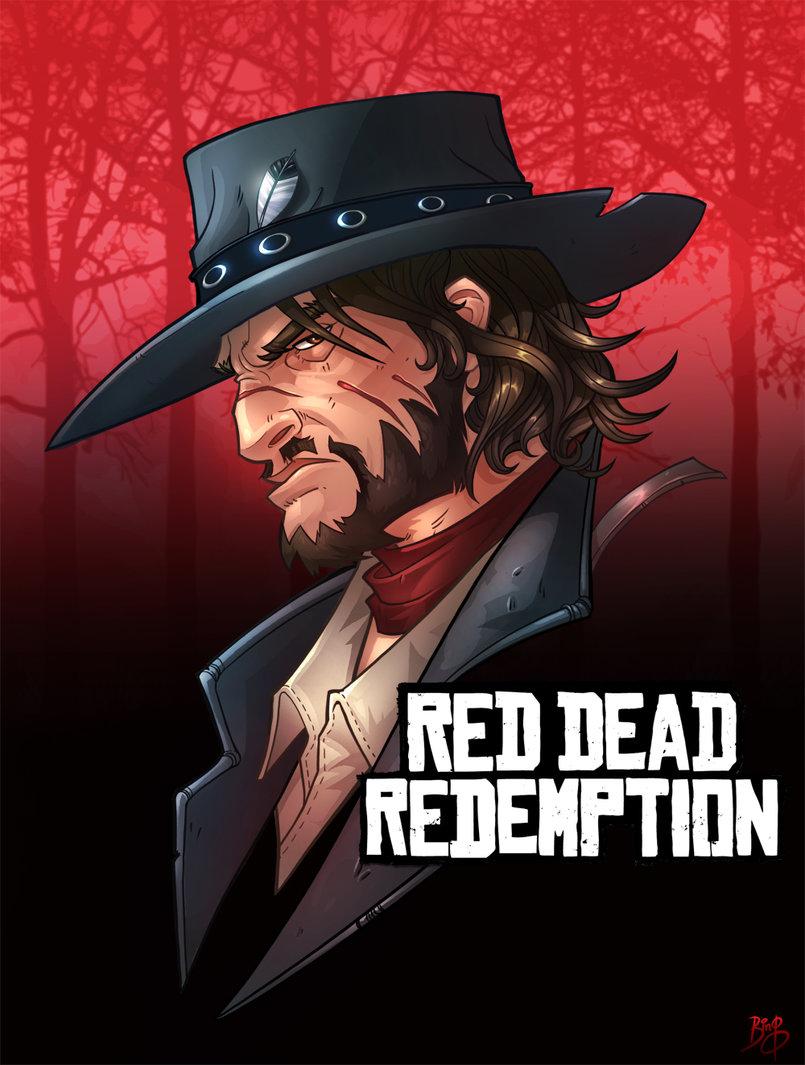 Red Dead Redemption: John Marston