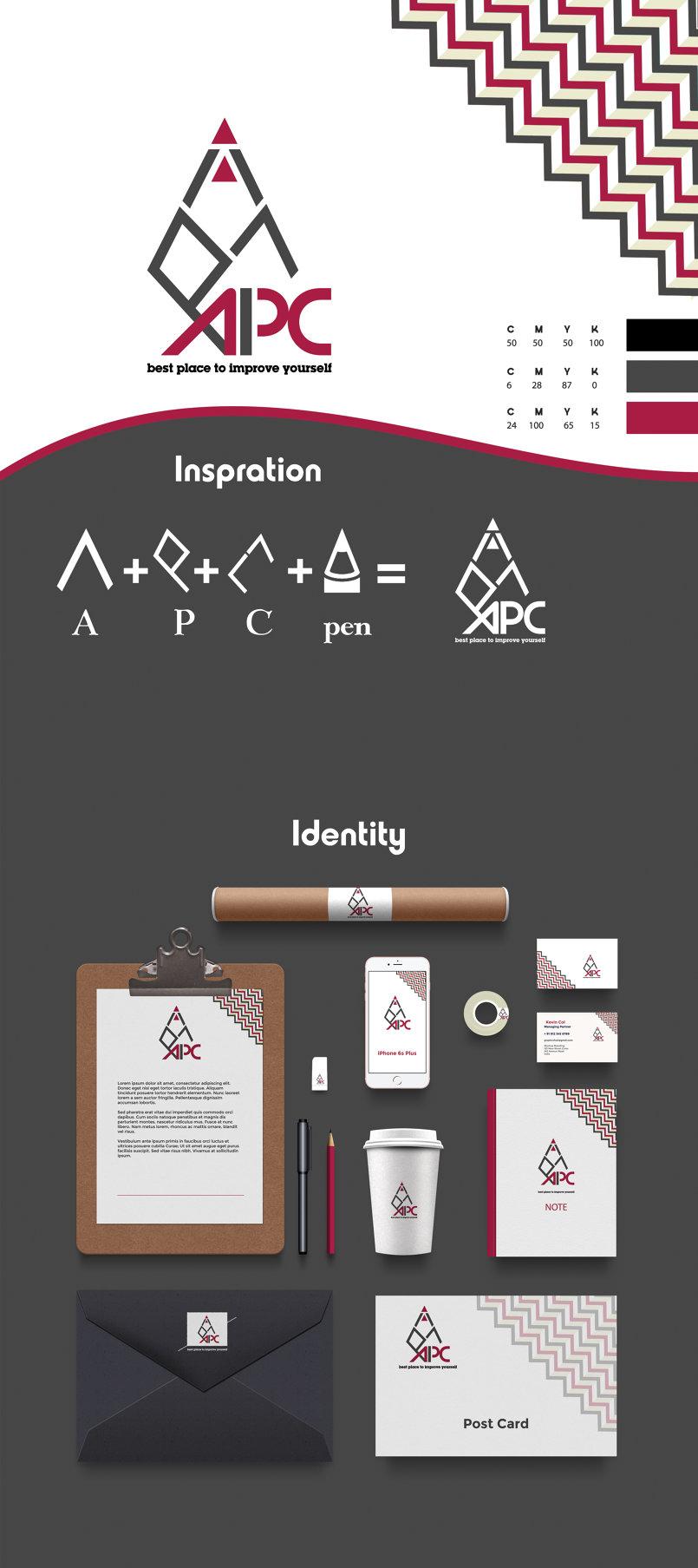 apc logo concept