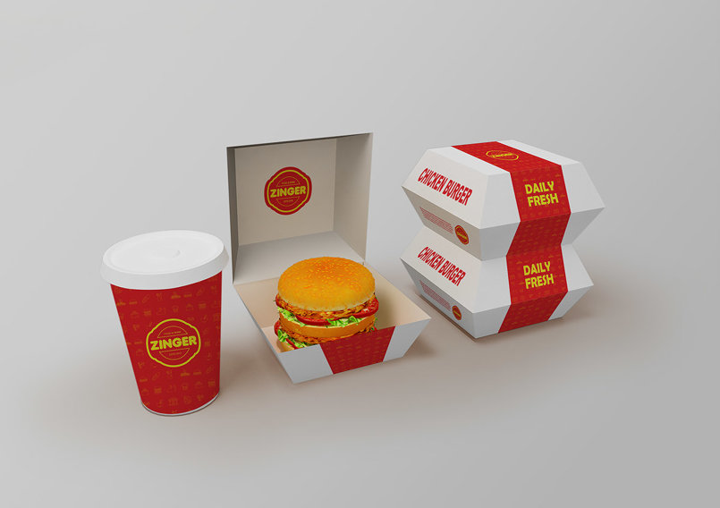 Zinger Burger Restaurent