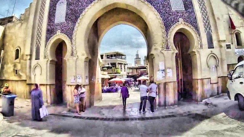مدن مغربية