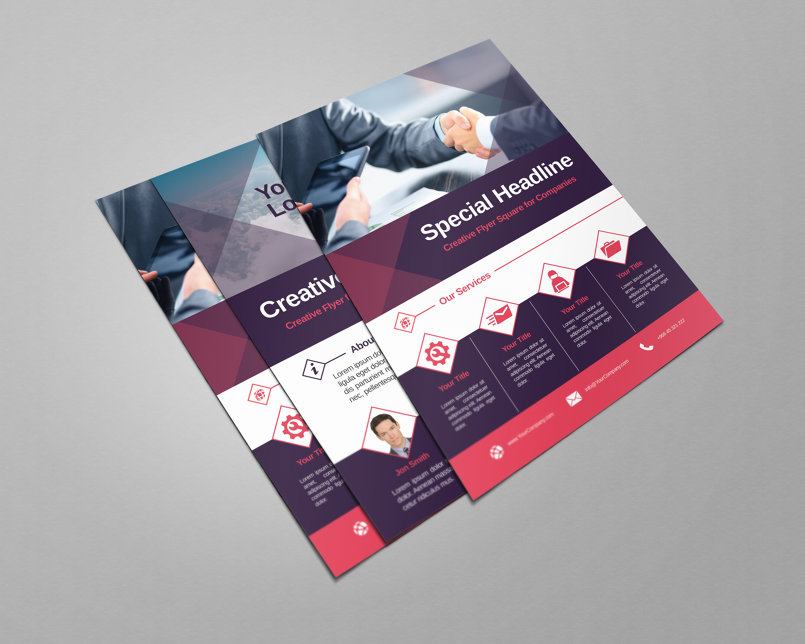 Corporate-Beautiful-Flyer