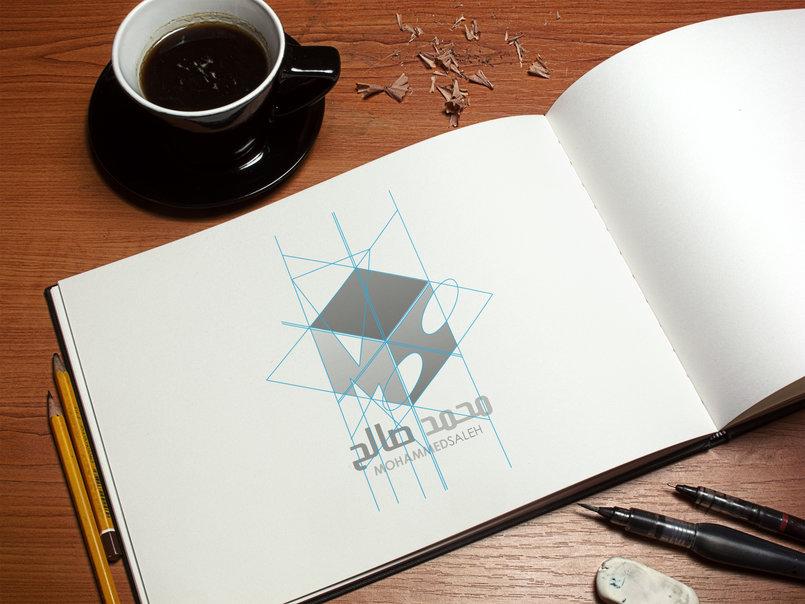 المخطط لتصميم الشعار