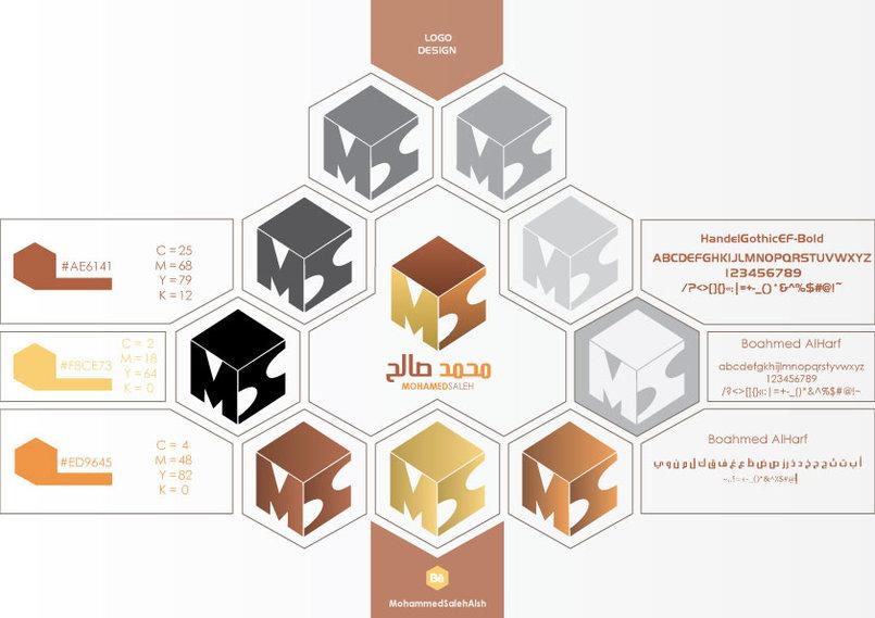 الانفوجرافيك للشعار