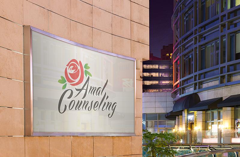 Amal Counseling Logo
