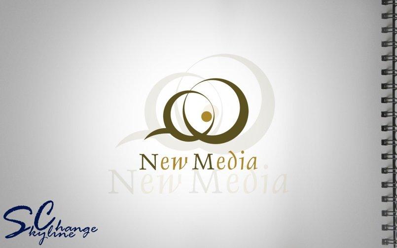 شعار وبزنس كارد لوكالة اعلامية