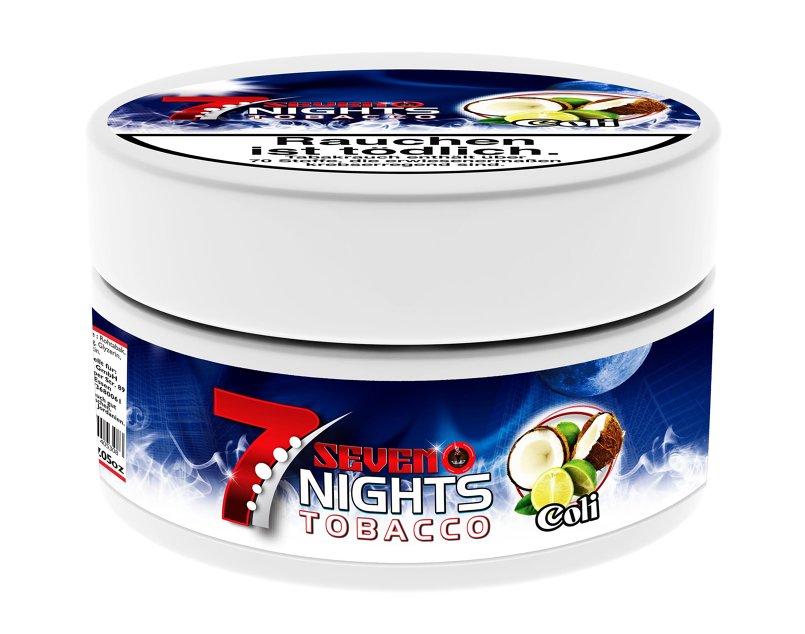 SEVEN NIGHT TOBACCO - GERMANY-