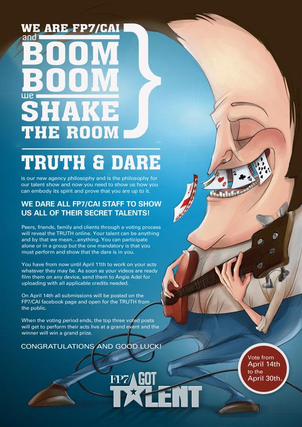 Boom Boom We Shake the Room