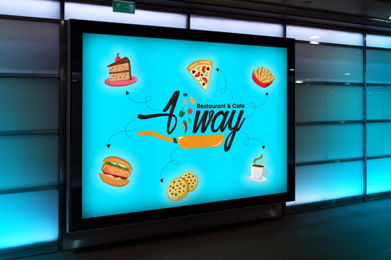 1Way Restaurant & Cafe
