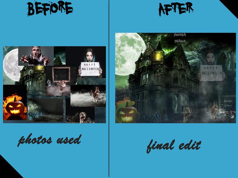 تعديل الصور و تحريرها بالفوتوشوب
