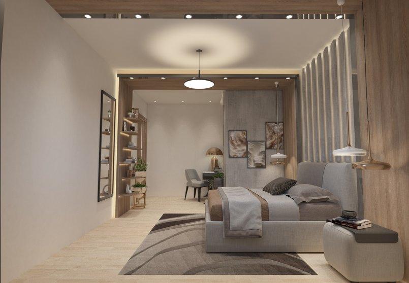 تصميم غرفه لشاب