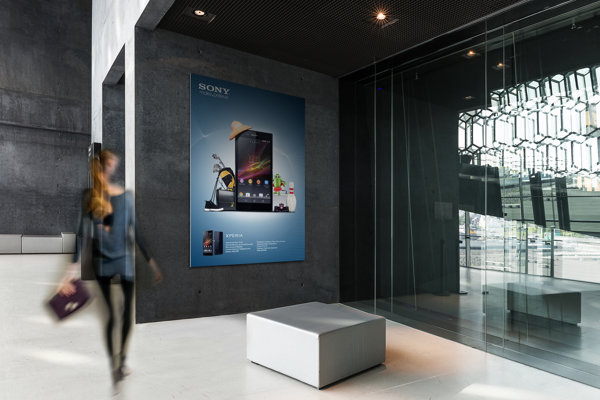 Sony Experia Ads