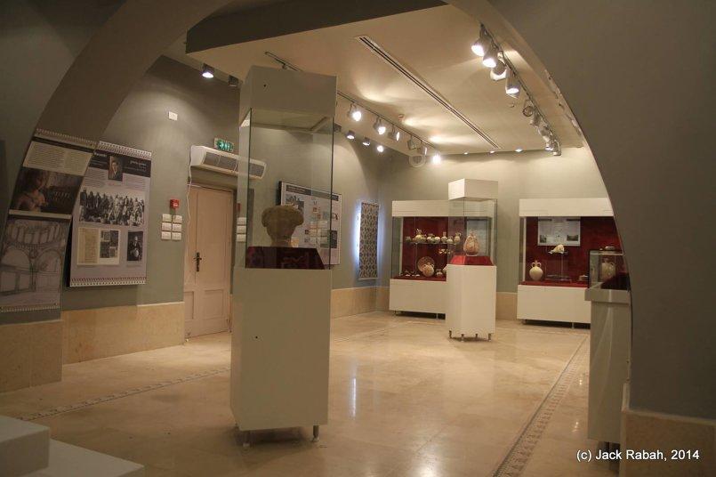 المتحف من الداخل - بعد التطوير
